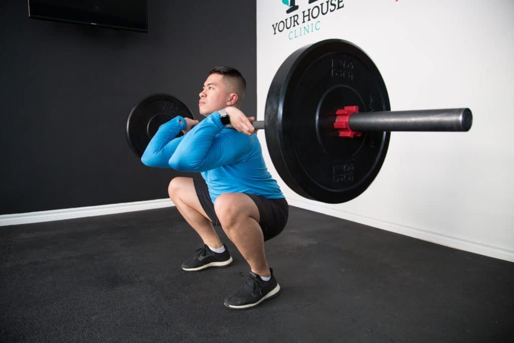 Closed Chain Exercise For Legs and Knees