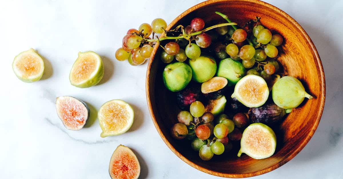 Mixed Fruit Nutrition
