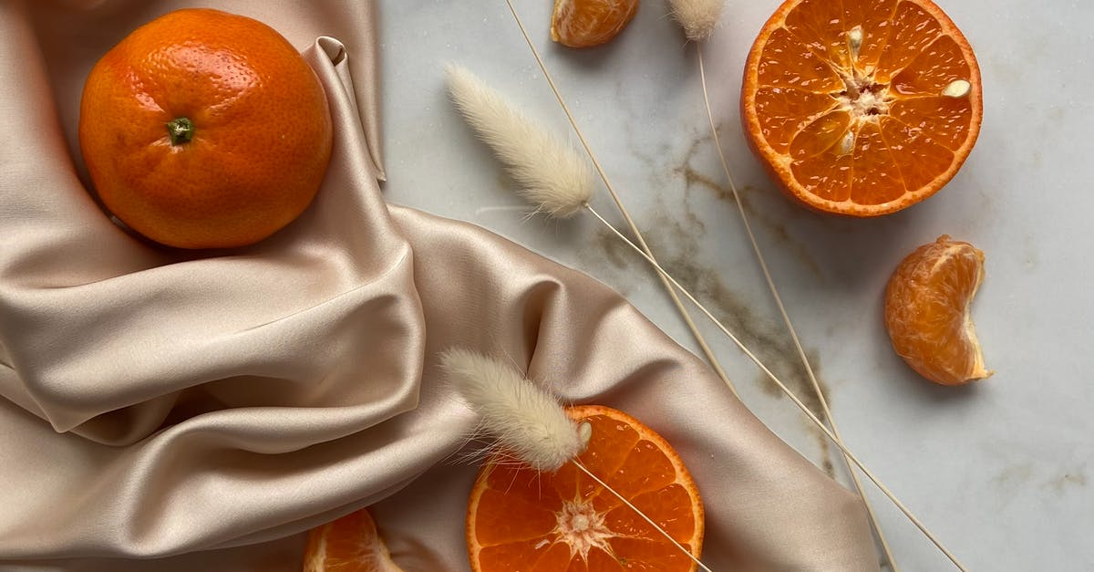 A bowl of oranges on a table